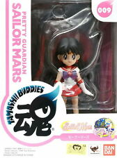SAILOR MOON SAILOR MARS TAMASHII BUDDIES FIGURE ORIGINALE BANDAI