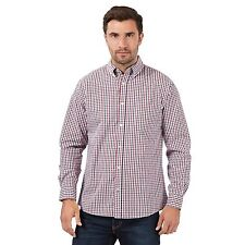 Checked Long Sleeve Regular Fit Other Casual Tops for Men