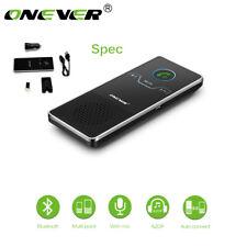 Auto Bluetooth V4.0 Freisprecheinrichtung Freisprechanlage für iPhone Samsung