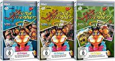 Gesamtedition - Leonie Löwenherz / komplette 44-teilige Serie auf 6 DVDs Pidax
