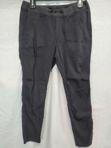 James Perse Pants Size 2 soft Drape Black Pull On Casual Jogger