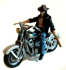 "Marvel Universe  X Men WOLVERINE on Motorbike 3.75"" action figure toy"