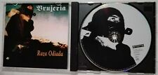 BRUJERIA - RAZA ODIADA CD EUROPEAN 1st PRESS 1995. NAPALM DEATH FEAR FACTORY