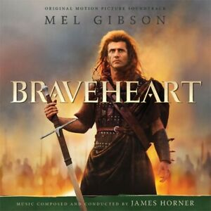 BRAVEHEART: LIMITED EDITION SOUNDTRACK (2-CD SET)-FACTORY SEALED