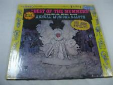 Philadelphia String Bands - Best Of The Mummers 21 - 2LP Excellent Cond + Ticket