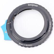 Novoflex Eos/Nik-NT adaptador Nikon objetiva a Canon EOS con goma elástica