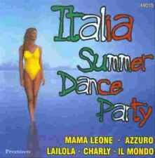 Diverse (Italien) - Italia Summer Dance Party