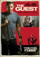 THE GUEST NEW DVD