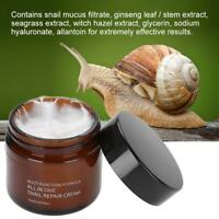 92%Snail Secretion Extract Face Cream Wrinkles Removal Anti-aging Moisturizing