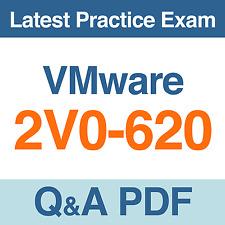 VMware vSphere 6 Foundations Beta Exam 2V0-620 Practice Test Q&A PDF