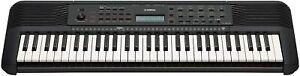 Yamaha PSR-E273 61-Key Portable Keyboard w/ Music Rest