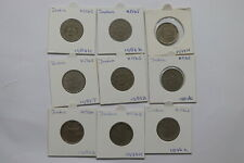 INDIA REPUBLIC 50 PAISE COLLECTION A99 BX10 - 92