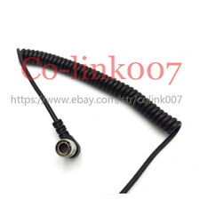 4pin Power Cable for Sound Device SD633 SD644 SD688 ZOOM F4 F8 Power Cable