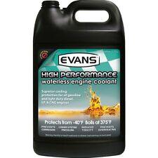 Evans Waterless High Performance Coolant (3 Gallon) & Prep Fluid(1 Gallon)