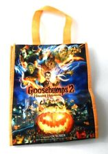 Goosebumps Haunted Halloween 2018 Promotional Tote Candy Bag Scholastic