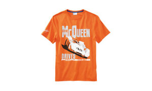 Porsche Driver's Selection Men's T-Shirt - Steve McQueen Collection