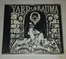 New: Yard Trauma: Oh My God  Audio CD New sealed