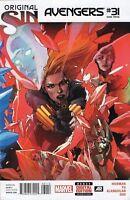 Avengers #31 Marvel Comic Original Sin 1st Print 2014 NM ships in t-folder
