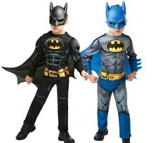 Child BATMAN Core Fancy Dress Costume Boys 2020 Design Book Week Halloween Kids