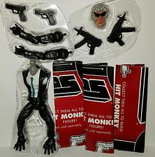 Marvel Legends HIT MONKEY Build-A-Figure Complete with Checklists