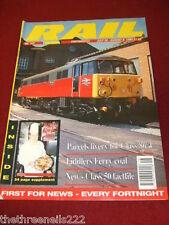 RAIL - FIDDLERS FERRY COAL- JULY 26 1990 # 127