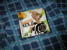 CD POP Marusha KICK IT 1 canzone PROMO MOTORE Music