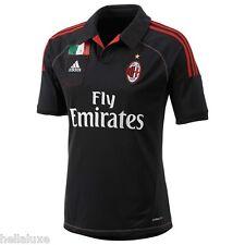 NWT~Adidas AC MILAN Italy Serie A Soccer Shirt Football 2013 3RD Jersey~Men sz S