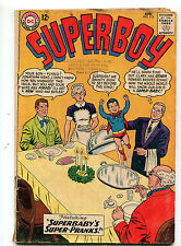 Superboy #112 Good Superbaby's Super-Pranks  DC Comics    RBX2