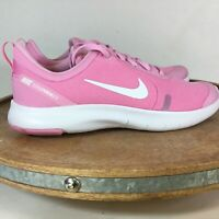 Nike Flex Experience RN 8 GS Sneaker Shoes Pink AQ2248-600 Size 6.5 Youth