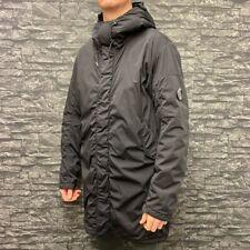 C.P Company Nycra Lens Fishtail Parka Jacket, Black, Size Medium, BNWT RRP £699!