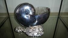 Exquisite Victorian Goldsmith & Silversmith Silver Plated Nautilus Spoon Warmer