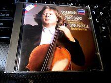 Saint-Saëns, Schumann: Cello Concertos / Marriner by Lynn Harrell (CD GERMAN IMP