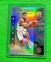 ADMIRAL SCHOFIELD PRIZM ILLUSIONS ROOKIE WIZARDS 2019-20 ILLUSIONS BASKETBALL RC
