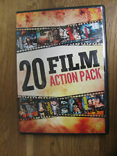 AMERICAN GUN & DRAGON LORD & MANY MORE 20 MOVIES TOTAL OVER 29 HOURS 4 DISC SET