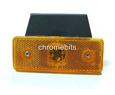 1 x LED SMD Arancio / COLOR AMBRA 12V 12 VOLT INDICATORE LATERALE LUCE