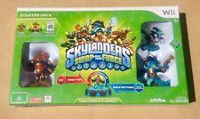 Nintendo Wii Skylanders Swap Force Starter Pack Bundle NEW