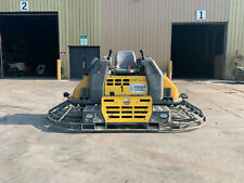 Used Wacker Neuson Crt60-74L 10' Ride On Trowel Great Condition