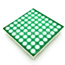 10 X Red Amp Green Two In One 5mm Led Dot Matrix Display Module Common Anode 8x8