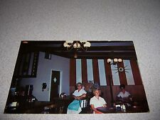 1960s COLONIAL DINING ROOM at SCOTTY'S CITY DRUG STORE ZEPHYRHILLS FL. POSTCARD