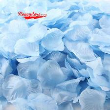 100pcs Simulation Rose Confetti Petals Wedding Party Table Supplies Decorations