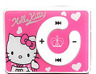 DELUXE Hello Kitty Bundle MP3 Player Multi-Pen Badges Shoe Buckle & Stickers