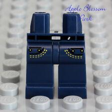 NEW Lego Minifig Dark BLUE JEAN LEGS -Boy/Girl Minifigure Pants Pocket Star Wars