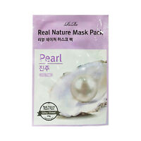 [RiRe] Real Nature Mask Pack - 3pcs #Pearl