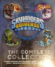 Skylanders Universe The Complete Collection Manual Adventure Giants Trap Team PB