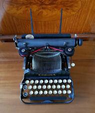 Corona Model 3 typewriter with case.