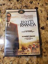 Hotel Rwanda (Dvd, 2004) New