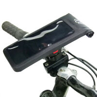 TiGRA Bike Handlebar Mount Kit with U-DRY Case for Mobile Phones Devices