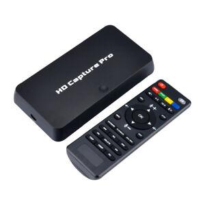 Premium HDMI HD SD Digital Video Recorder With Scheduled Recording