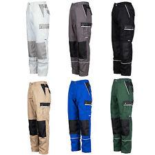 TMG Arbeitshose Bundhose/Cargohose mit Knieschützer Taschen - strapazierfähig