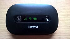 UNLOCKED Huawei E5220 3G Mobile Broadband Wi-Fi Router, Mi-Fi, black